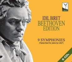 Beethoven: Symphonies (arr. F. Liszt for piano)