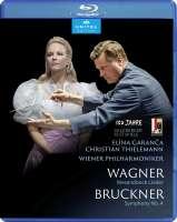 Wagner: Wesendonck Lieder; Bruckner: Symphony No. 4