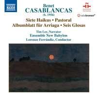 Casablancas: Siete Haikus; Pastoral