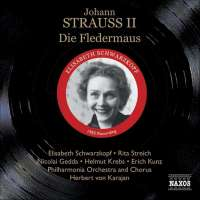 Strauss Johann Jr: Die Fledermaus, 1955