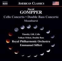 Gompper: Cello Concerto; Double Bass Concerto