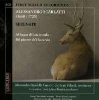 Scarlatti: Serenate