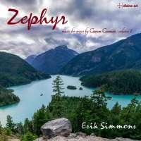 Cooman: Zephyr - Organ Music vol. 8