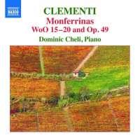Clementi: Monferrinas, WoO 15-20 and Op. 49