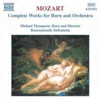 MOZART: Complete Works for Horn