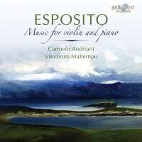 Esposito: Music for Violin and Piano