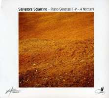 Sciarrino: Piano sonatas II - V, 4 nottu