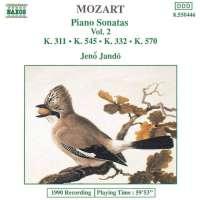 WYCOFANY   Mozart: Piano Sonatas Vol. 2