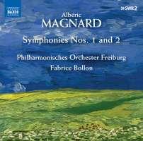 Magnard: Symphonies Nos. 1 and 2