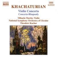 KHACHATURIAN A.: Violin Concertos