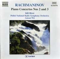 WYCOFANY    RACHMANINOV: Piano Concertos 2 & 3