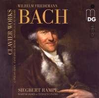 Bach,  WF: Clavier works