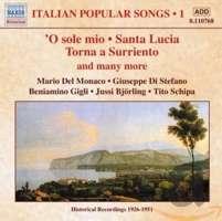 Italian Popular Songs Vol.1