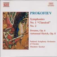 Prokofiev: Symphonies nos. 1 & 2