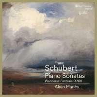 WYCOFANY  Schubert: Piano Sonatas; Wanderer-Fantasie