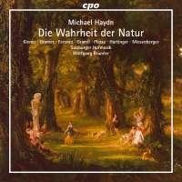 Michael Haydn: Die Wahrheit der Natur, Ein Singspiel