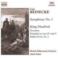 REINECKE: Symphony no. 1
