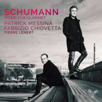 Schumann: Music for Clarinet