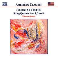 COATES: String Quartets nos. 1, 5 & 6