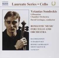Romantic Music for Cello & Orchestra