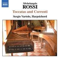 ROSSI: Toccatas and correnti