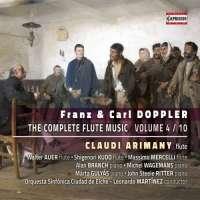Doppler: Flute Music Vol. 4