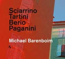 Sciarrino - Tartini - Berio - Paganini
