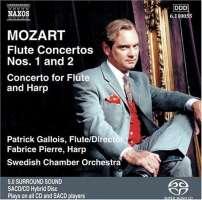 MOZART: Flute Concertos Nos. 1&2