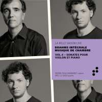Brahms Vol. 4: Violin Sonatas
