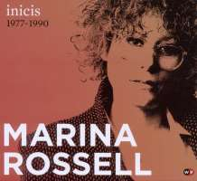 Marina Rossell: Inicis Cbs Recordings 1977-1990