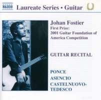 GUITAR RECITAL - JOHAN FOSTIER