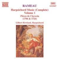 RAMEAU: Harpsichord Music Vol. 1