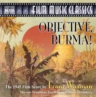 WAXMAN: Objective. Burma!