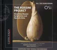 The Rossini Project: Vol. 1 - the Young Rossini