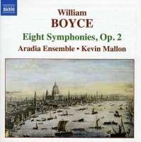 BOYCE: 8 Symphonies Op. 2
