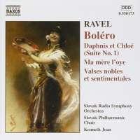 Ravel: Bolero; Daphnis et Chloé; Ma mère l'oye
