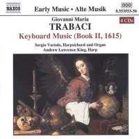 TRABACI: Keyboard Music (Book II, 1615)