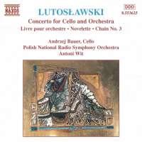 Lutosławski: Cello Concerto