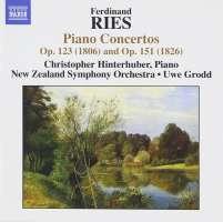 RIES: Piano Concertos Vol. 1
