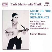 Music of Italian Renaissance