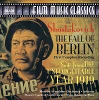 SHOSTAKOVICH: The Fall of Berlin, ...