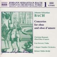 BACH: Concertos for Oboe