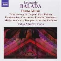 BALADA: Piano Works (Complete)