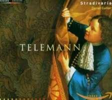 Telemann: Violin & oboe concertos