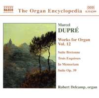 DUPRE: Works for Organ vol.12