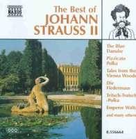 THE BEST OF JOHANN STRAUSS JR