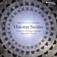 WYCOFANY  Charpentier: Histoires sacrées