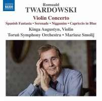 Twardowski: Violin Concerto