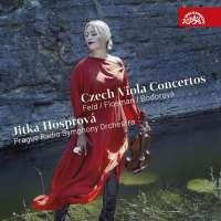 Czech Viola Concertos