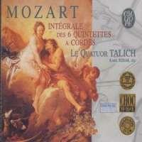 Mozart: Integrale des 6 Quintettes a Cordes